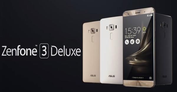 Pre Order Zenfone 3 Deluxe Smartphone Flagship Terbaru ASUS 1