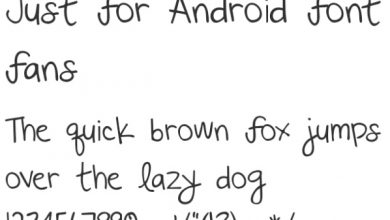Beberapa Font berformat .itz buat Vivo (Funtouch OS) 1