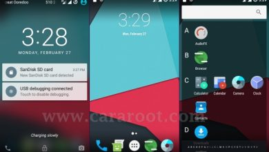 Cara Install Unofficial ROM Lineage OS 13.1 di Andromax E2 11