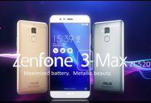 Gambar Spesifikasi Lengkap ASUS Zenfone 3 Max dengan Chipset Snapdragon 4