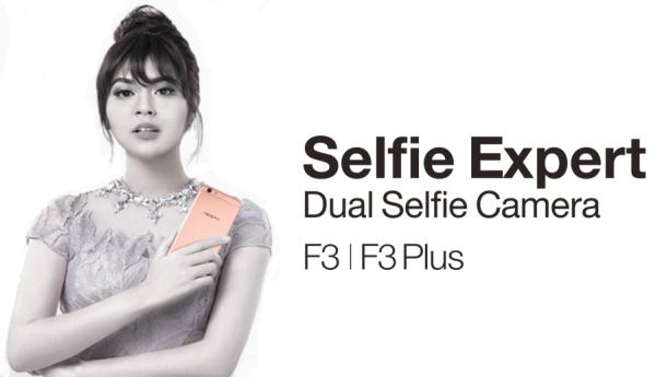 Oppo F3 Plus Rilis Dengan Spesifikasi Dua Kamera Depan