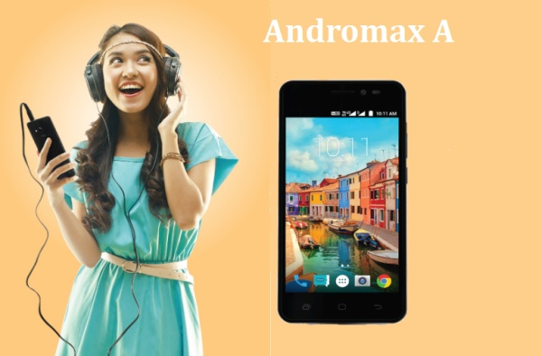 Stock ROM Andromax A