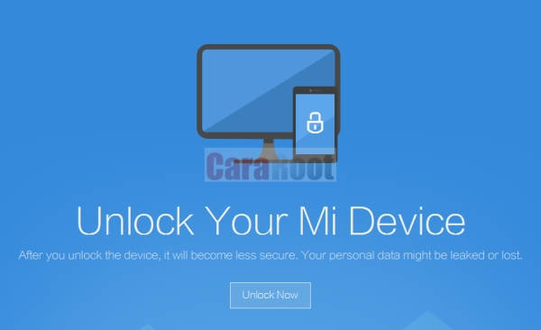 request unlock bootloader redmi note 3 pro