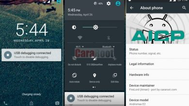 ROM AICP 11 Marshmallow Andromax A (Support VOLTE) 7