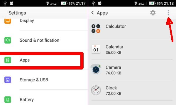 Menghilangkan Notifikasi Error Google Play Service di Marshmallow 2