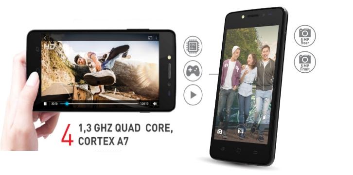 Andromax E2 Harga Spesial dengan Spesifikasi RAM 1 GB dan Koneksi 4G 1