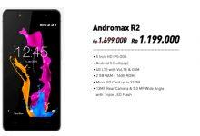 Andromax R2 dengan Spesifikasi RAM 2 GB di Jual dengan Harga Murah 4