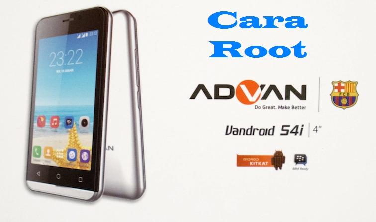 Cara Root Advan S4i Tanpa PC 1