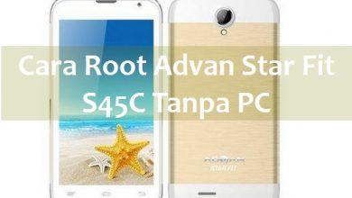 Gambar Simpel Metode Root Advan S45A Android Kitkat 8