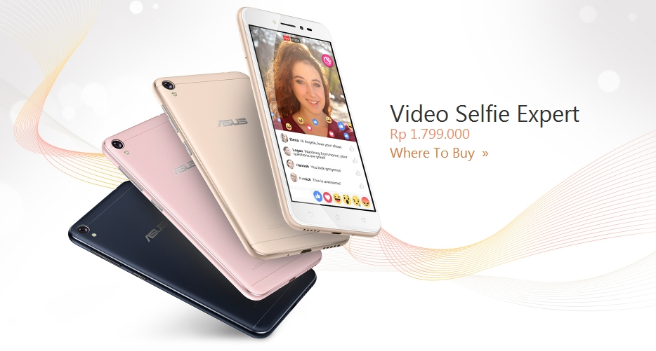 Gambar ASUS Menghadirkan Zenfone Live dan Zenfone Zoom S di Indonesia 1