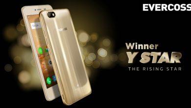 Gambar Winner Y Star Smartphone 4G Rp 1 jutaan dengan OS Android Nougat 8