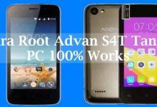 Cara Termudah Root Hape Advan S4T 4
