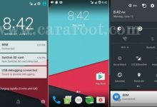 Cara Install Custom ROM MIUI 7 Global Stable Andromax A 4