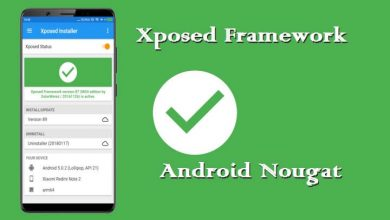 Xposed Android Nougat