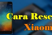 Cara Hard / Factory Reset Redmi Note 3 / Pro Tanpa PC 3