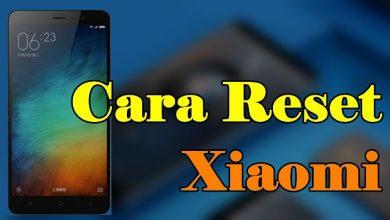 Cara Hard / Factory Reset Redmi 4 / Prime / 4X via Recovery 6