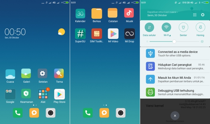 ROM MIUI 9 Andromax A