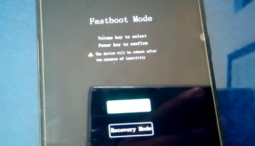 fastboot mode Vivo V5 Plus
