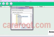 Cara Flash Lenovo A6000 dengan Downloader Tool 2