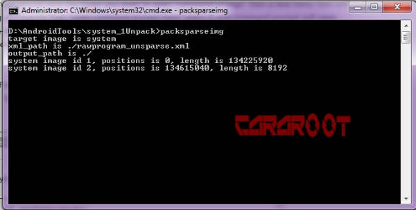 Gambar Download Tool Extract System_1.img,System_2.img 2