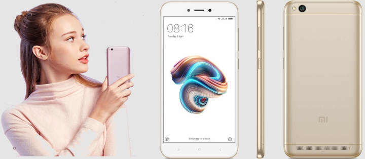 Gambar Download Firmware Fastboot Xiaomi Redmi 5A 1