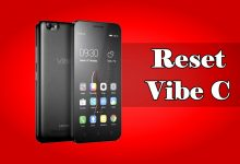 Cara Factory dan Hard Reset Lenovo Vibe C 6