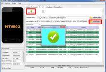 Gambar Cara Flash Xiaomi Redmi Note 3G/Note 1W yang Bootloop atau Mati 3