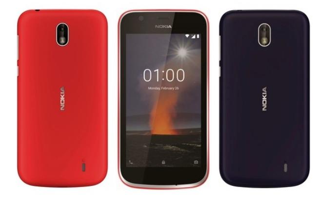 Nokia 1 - Akan Hadir dengan OS Android GO 1