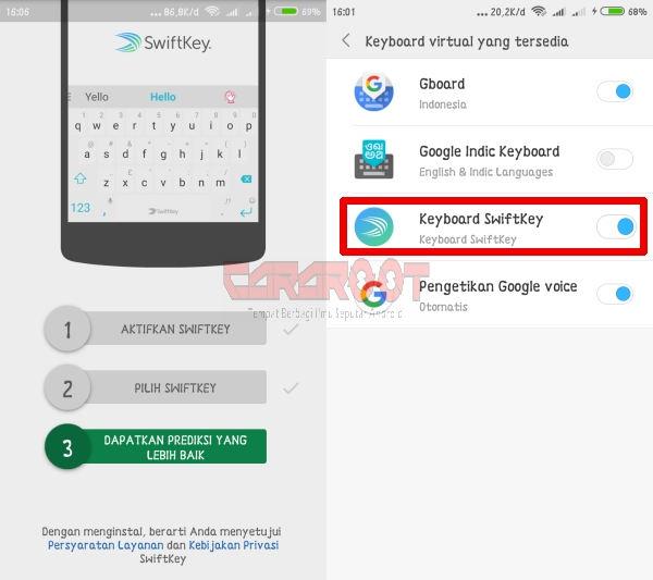 Cara Mengatasi Keyboard Tidak Muncul di Xiaomi Redmi 5A 5