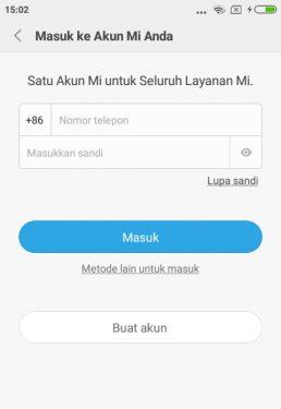 Cara Unlock Bootloader Xiaomi Redmi Note 4 dan Note 4X 1