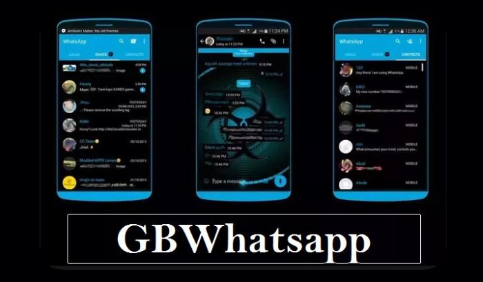 Official GBWhatsapp APK - Whatsapp Mod Versi Terbaru