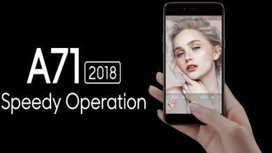 Oppo A71 (2018) - Hadir dengan Peningkatan RAM 8