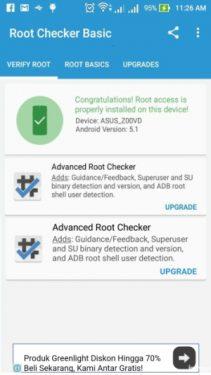 Gambar ASUS Zenfone Go ZC500TG/Z00VD Tutorial Root Termudah 2