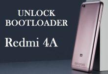 Cara Unlock Bootloader (UBL) Xiaomi Redmi 4A (Rolex) Lengkap Disertai Gambar 3