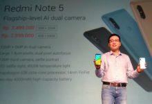 Baru Rilis! Harga dan Spesifikasi Xiaomi Redmi Note 5 Dual Kamera 2