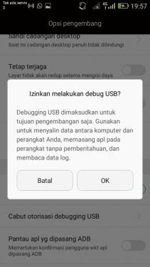 Cara Mengaktifkan USB Debugging HP Android Huawei 4