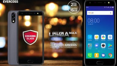 Evercoss U50A Max Smartphone Android Nougat Dengan Dual Kamera 6