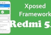 Cara Pasang Xposed Framework Android Nougat Xiaomi Redmi 5A dan Note 5A 4