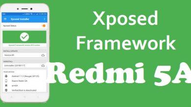 Gambar Cara Pasang Xposed Framework Android Nougat Xiaomi Redmi 5A dan Note 5A 8