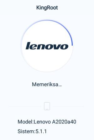 Cara Root Lenovo A6010 Dengan Kingroot
