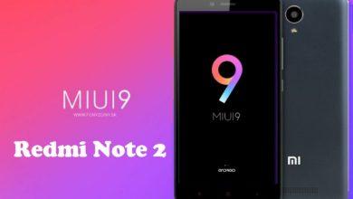 Cara Update Redmi Note 2 / Prime (Hermes) Ke MIUI 9 9