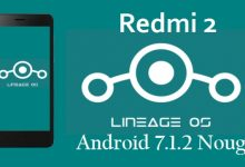 Gambar Cara Pasang ROM LineageOS Nougat Redmi 2 6