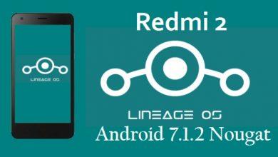 Cara Pasang ROM LineageOS Nougat Redmi 2 11