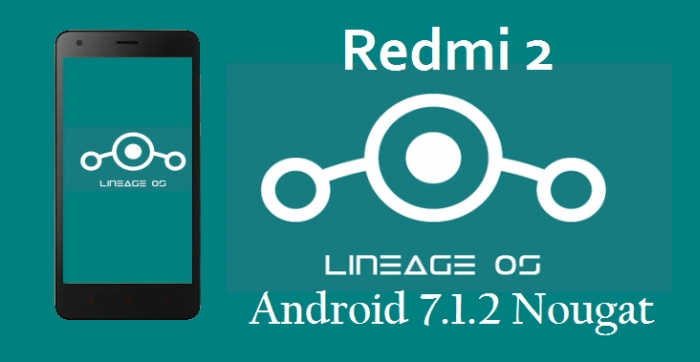 Gambar Cara Pasang ROM LineageOS Nougat Redmi 2 1