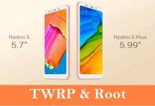 Gambar Xiaomi Redmi 5 / Plus Pasang TWRP Serta Root [Vince & Rosy] 1