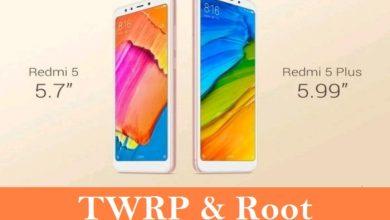 Cara Pasang Custom Recovery TWRP dan Root Redmi 5 / Plus 10