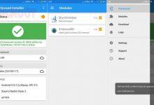 Cara Pasang Xposed Framework di Redmi Note 2 Lollipop 5