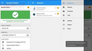 Cara Pasang Xposed Framework di Redmi Note 2 Lollipop 3