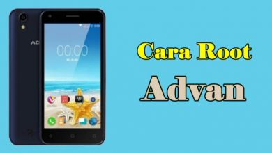 Cara Root Advan