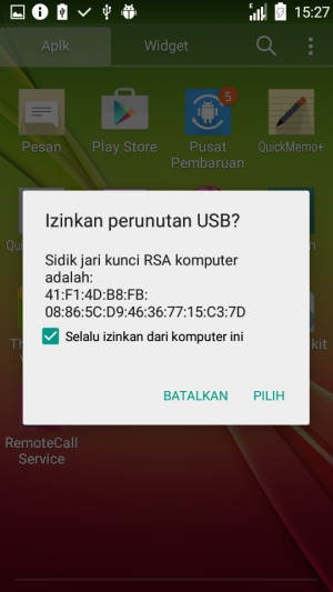 Cara Mengaktifkan Developer Option dan USB Debugging di LG 4